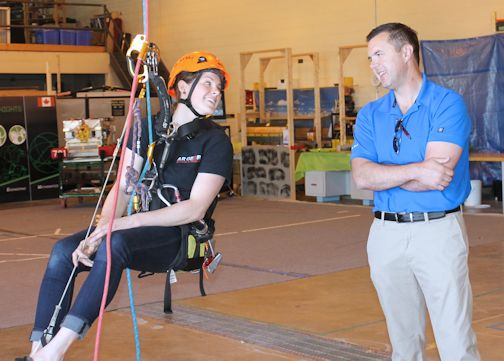 MISTRAS Ropeworks, Rope Access Services, Training and ...