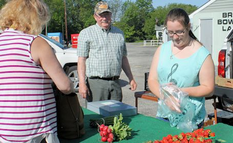 Powers Produce fruit and vegetable stand returns to Kincardine