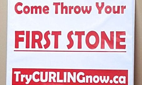 Come throw your first stone - give curling a try at the Kincardine Curling Club