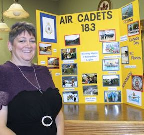 Kincardine Air Cadets hold Christmas party