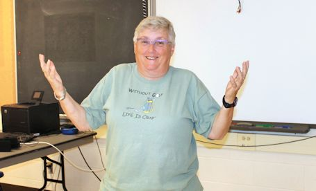 Barb Grubb retires from teaching career that spanned almost four decades