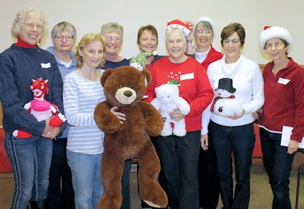 Kincardine Community Services has another successful Christmas hamper program