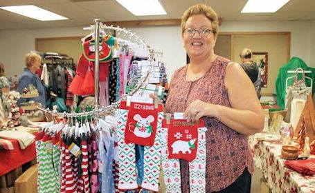 Kincardine hospital auxiliary hosts Christmas boutique Friday; continues Saturday