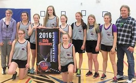 Ripley girls win Walkerton basketball tournament
