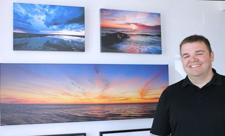 Kincardine photographer is guest artist at Victoria Park Gallery for June