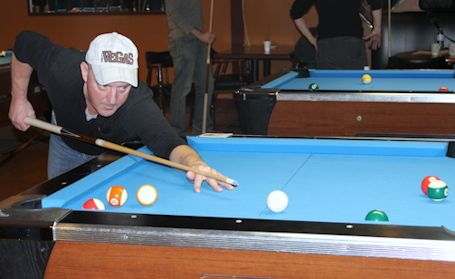 21st annual Pool Tournament raises $3,600 for Heart and Stroke Foundation