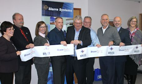 Sierra Systems moves into Kincardine municipal office in Underwood