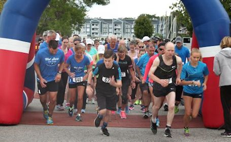 About 130 people enjoy All Abilities Beachside Run in Kincardine