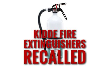 Kincardine residents urged to check if fire extinguishers part of Kidde recall