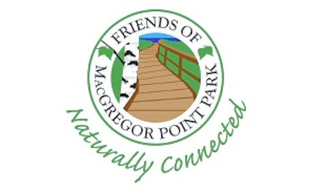 New logo for Friends of MacGregor Point Provincial Park