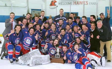 "Kincardine Bulldogs take Western Junior ""C"" championship"
