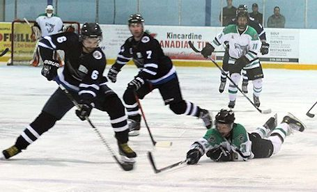 Ripley Wolves start season with 2-1 victory over Saugeen Shores Winterhawks
