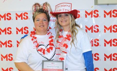 Kincardine MS Walk raises almost $23,500