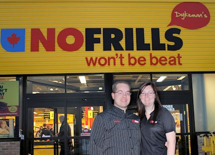 No Frills store opens its doors to excited crowd of shoppers in Kincardine