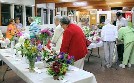 Ripley and District Horticultural Society hosts annual flower show